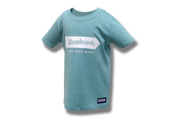 Kinner Shirts Schild